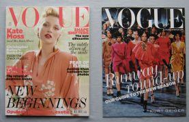 Vogue Magazine - 2011 - August